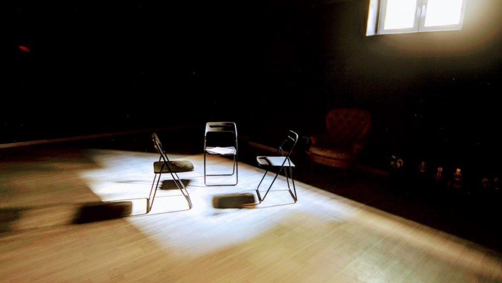 Teatro Avanzato: Scene Aperte