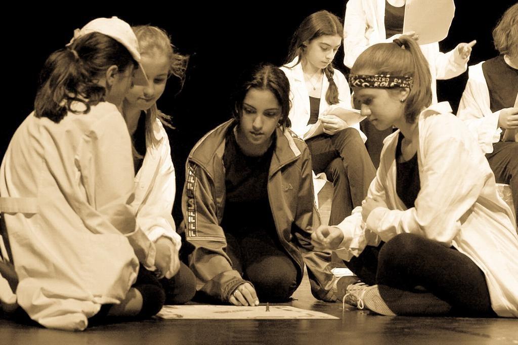 Teatro Adolescenti