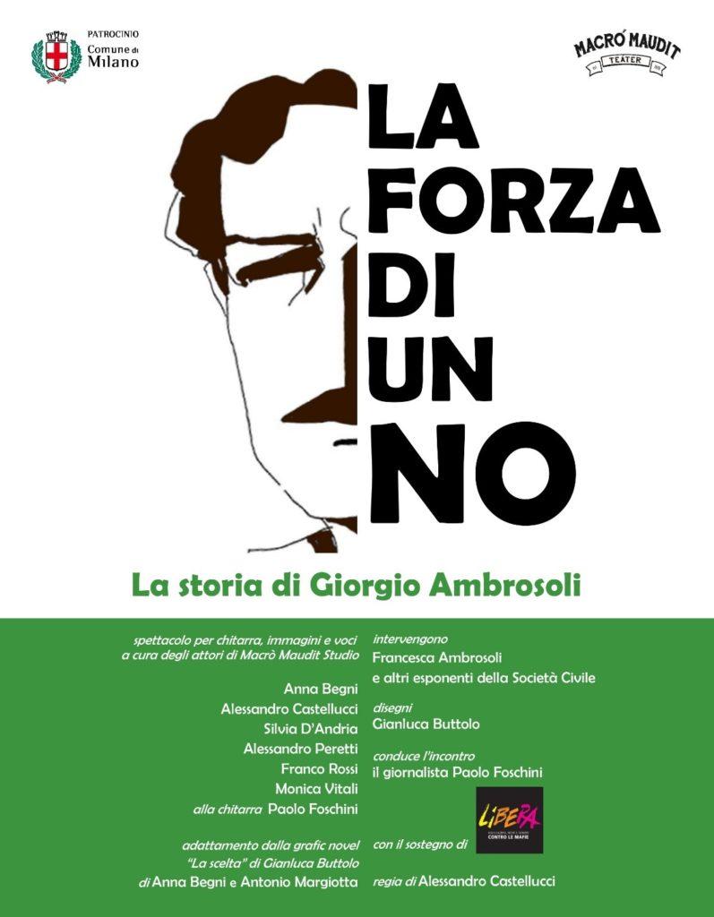 """<a name=""""ambrosoli"""">La forza di un No</a>"""