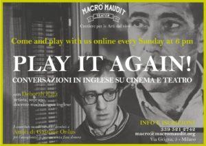 play it again info